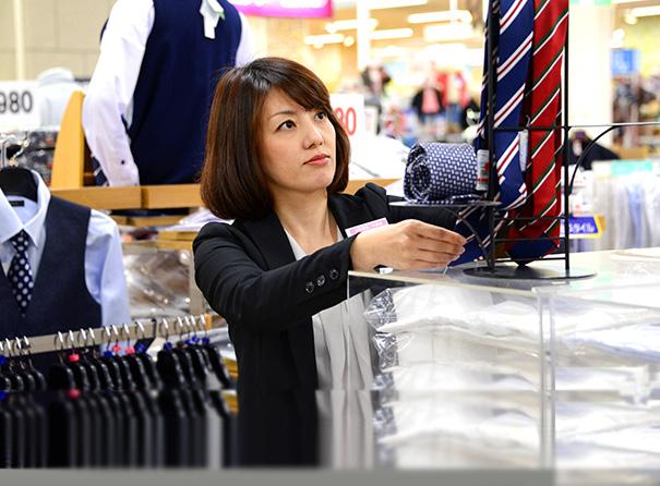 働く女性写真